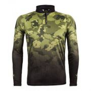 Camiseta King Sublimada Attack 01 Camuflada
