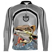 Camiseta King Sublimada Pirarara (KFF77)