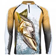 Camiseta King Sublimada Robalo (KFF68)