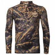 Camiseta King Sublimada Viking 04 Traira