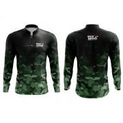 Camiseta Mar Negro Fishing c/ Proteção UV Peixes 2019 (Várias Estampas)