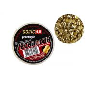 Chumbinho Technogun Sonic Gold 4.5mm (Pote c/ 250 un)
