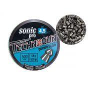 Chumbinho Technogun Sonic Pro Master 4.5mm (Lata c/ 500 un)