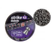 Chumbinho Technogun Strike Diabolo Master 4.5mm (Lata c/ 500 un)