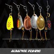 Isca Albatroz Spinner Kit LQ-9051 4grs