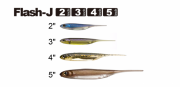 Isca Fish Arrow Flash-J 5'' (12,5cm)