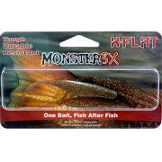 Isca X-Flat Monster3X Tamanho 11,5cm