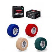 Kit 4 Fitas Protetora Redai Protect (Verde, Vermelho, Azul e Bege)