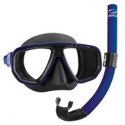 Kit Mergulho Seasub Máscara e Snorkel Dua