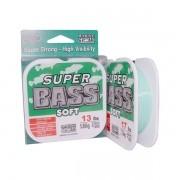 Linha Monofilamento Super Bass Soft (Green)