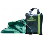 Toalha Microfibra Travel Guepardo Verde