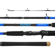 Vara Carretilha Daiwa Beef Stick 10-20lbs 1,68m 2 Partes