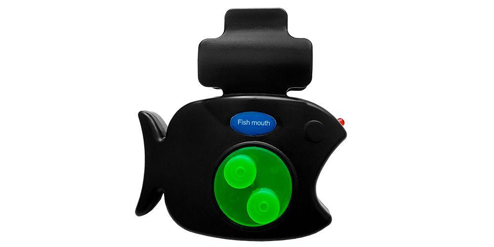 Alarme Sonoro e Luminoso para Pesca - LK1108  - Comprando & Pescando