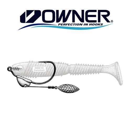 Anzol Owner Flashy Swimmer (5164)  - Comprando & Pescando