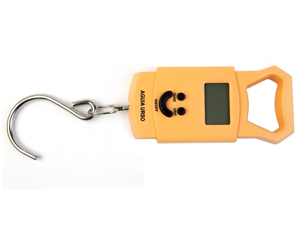 Balança Digital Portátil K02 50 Kg  - Comprando & Pescando
