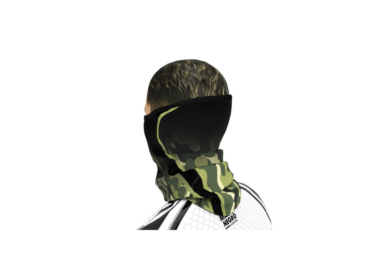 Bandana de Proteção para o Rosto Mar Negro Fishing - Diversas Estampas  - Comprando & Pescando