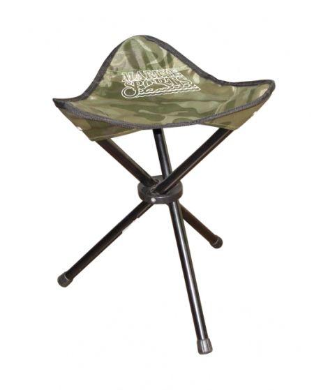 Banqueta Marine Sports Camuflada Dobrável XD-31  - Comprando & Pescando