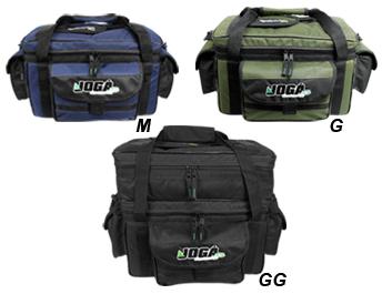 Bolsa de Apetrechos Jogá GG Plus (Preta)  - Comprando & Pescando