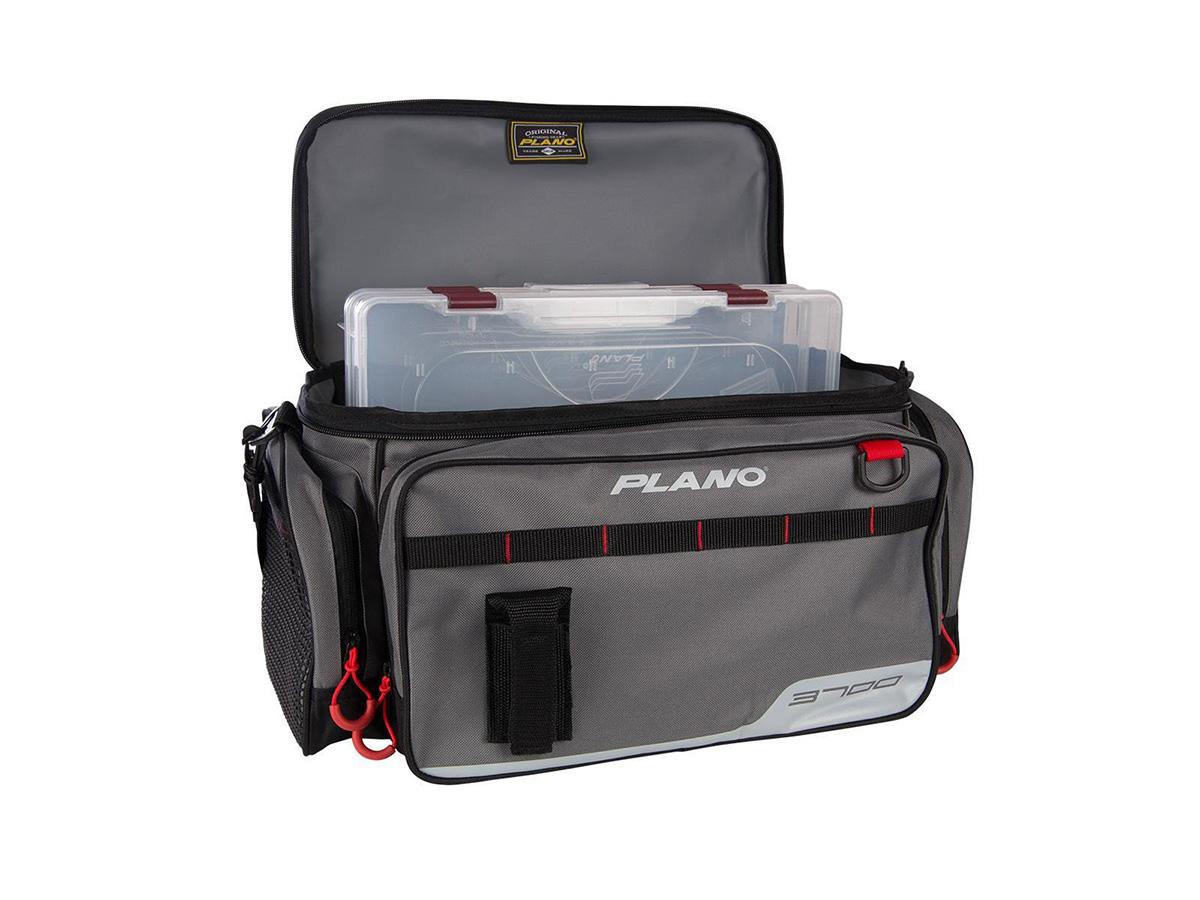 Bolsa Plano Weekend Series Tackle Case com 2 estojos 3700  - Comprando & Pescando