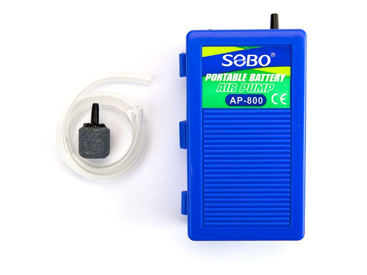 Bomba Oxigenadora Air Pump AP800  - Comprando & Pescando