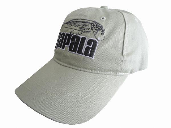 Boné Rapala Jeans Cinza Esverdeado - Comprando   Pescando ba930be2524