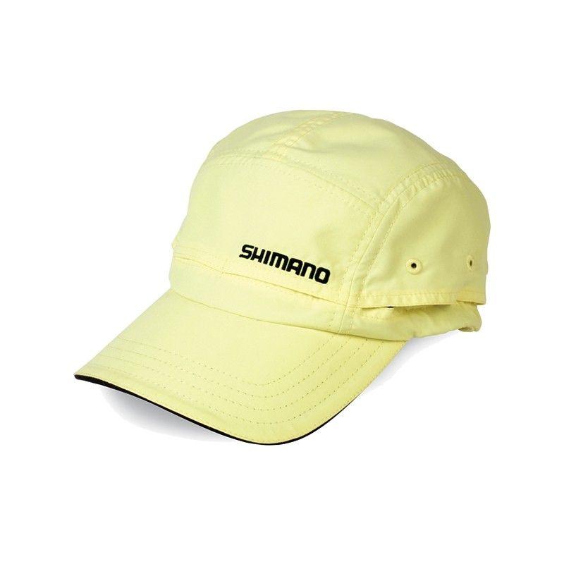 Boné Shimano Amarelo  - Comprando & Pescando