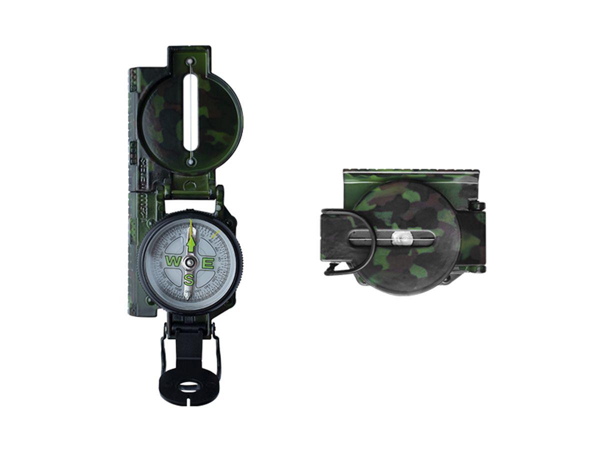 Bússola Militar Albatroz Fishing AF-X4  - Comprando & Pescando