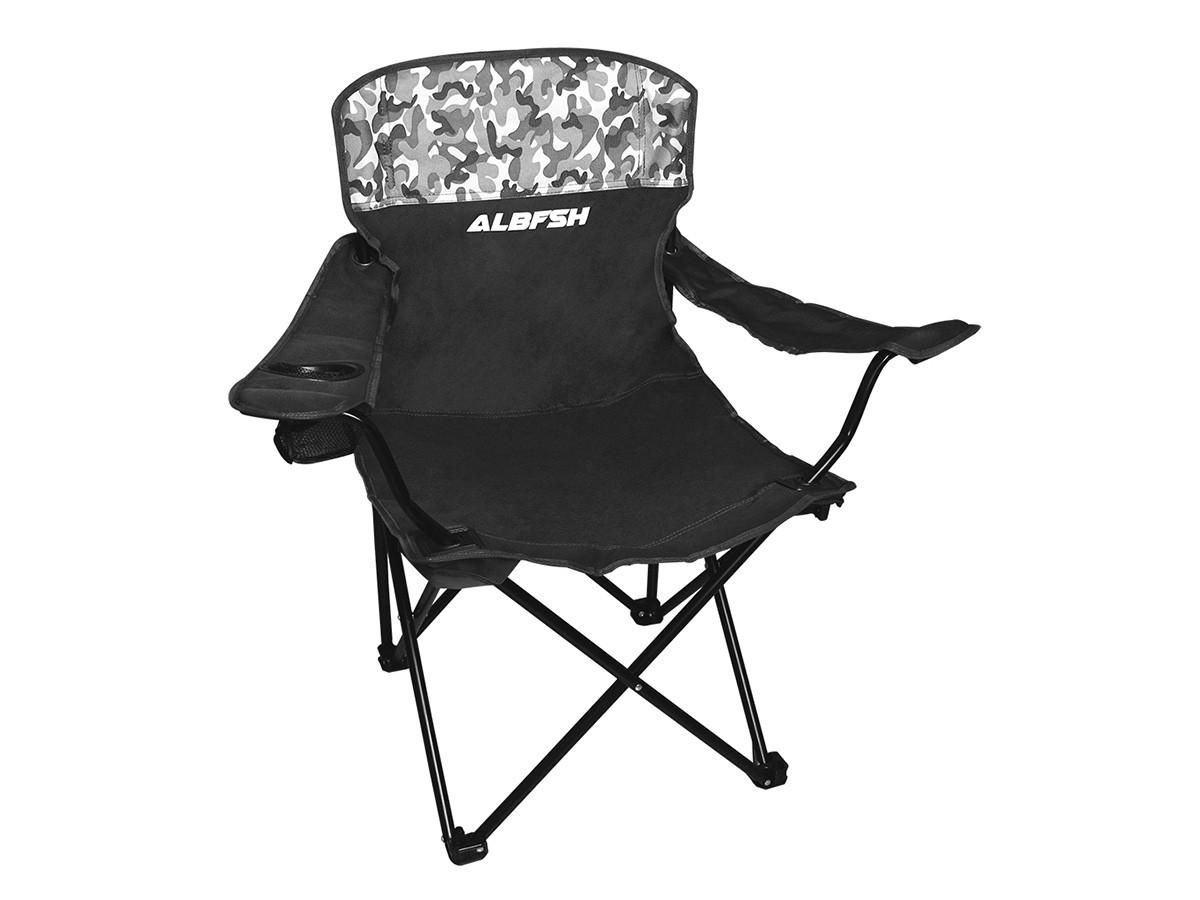 Cadeira Albatroz HBA-23MH c/ Porta Copo  - Comprando & Pescando