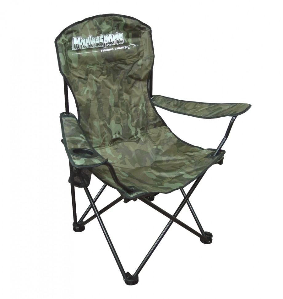 Cadeira Dobrável Diretor c/ porta copo XD-07 Marine Sports  - Comprando & Pescando