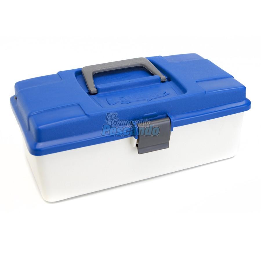 Caixa Pesca Brasil PB Box 1  - Comprando & Pescando
