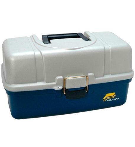 Caixa Plano 6133-06 com 3 bandejas  - Comprando & Pescando