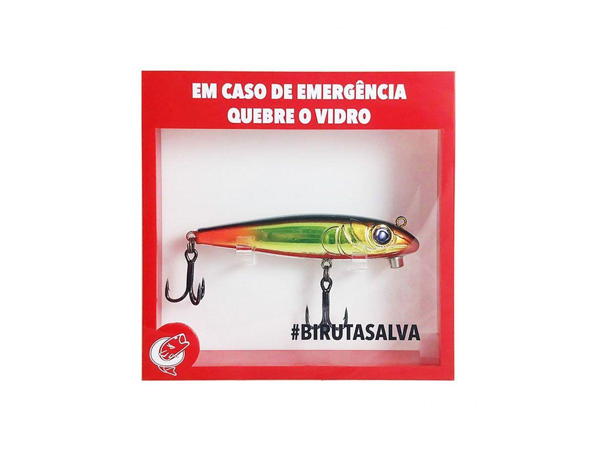 Caixa Quebre em Caso de Emergência + Biruta Firefighter (Edição Limitada)  - Comprando & Pescando
