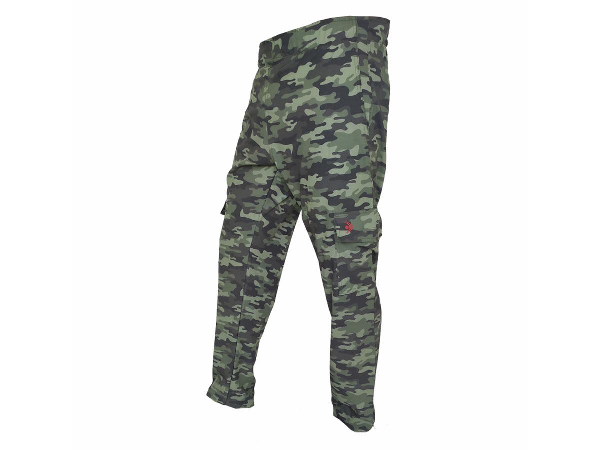 Calça Fishing Co Camuflada com proteção solar UVA e UVB  - Comprando & Pescando