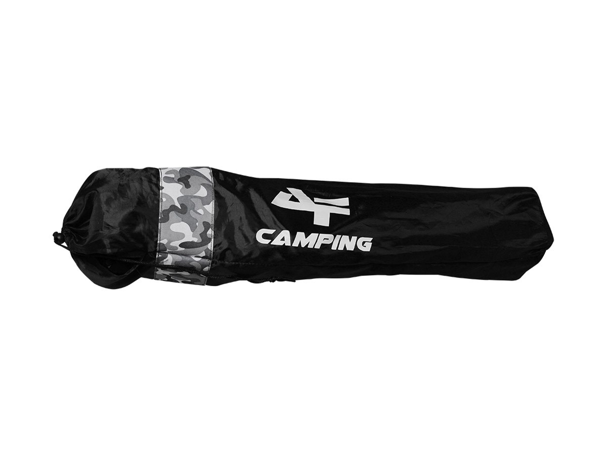 Cama Albatroz HBA-24MH Dobrável c/ Travesseiro  - Comprando & Pescando