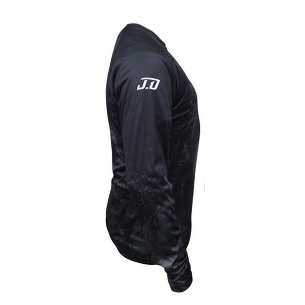 Camisa Joel Datena Black Monster3x Fps 30 UV Filtro Solar  - Comprando & Pescando