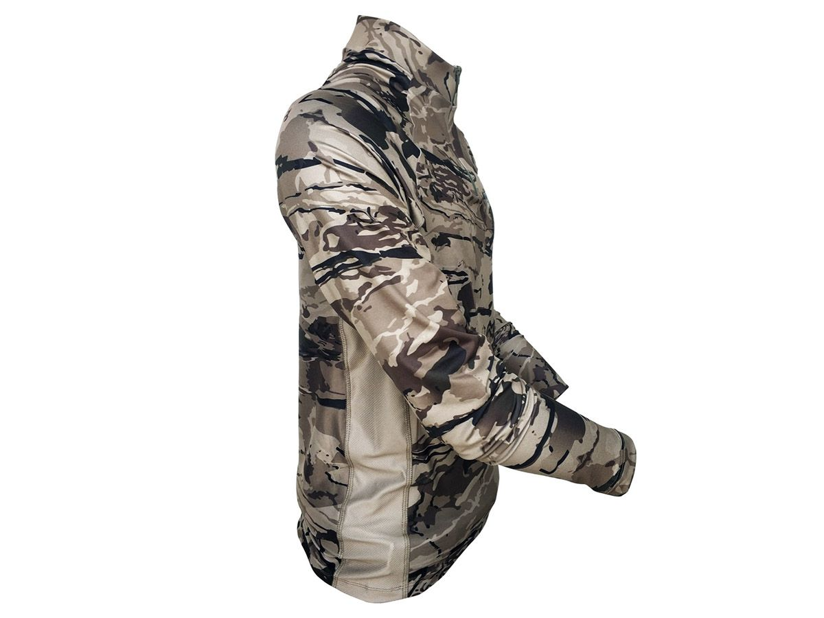Camisa Monster 3X Free Comfort Brown  - Comprando & Pescando
