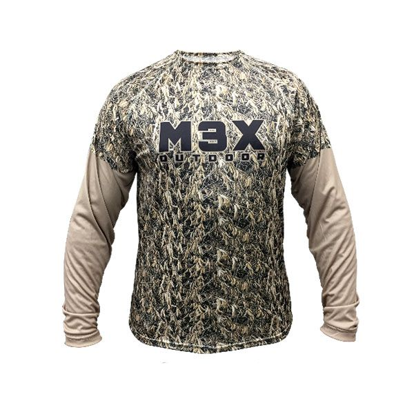 Camisa Outdoor 06 Monster 3X  - Comprando & Pescando