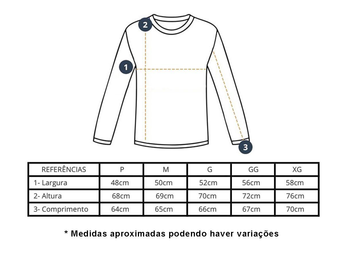 Camiseta Cardume Fisherman Com Proteção Uva/Uvb 50+ Fps (Azul ou Areia)  - Comprando & Pescando