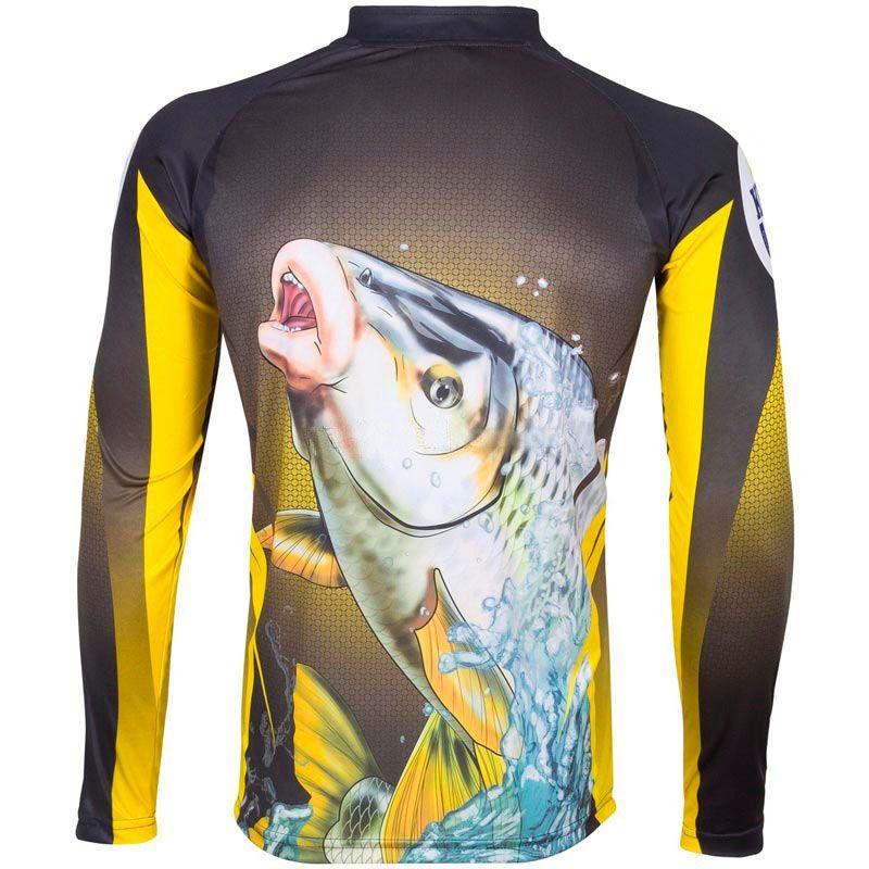 Camiseta King Sublimada Piapara (KFF78)  - Comprando & Pescando