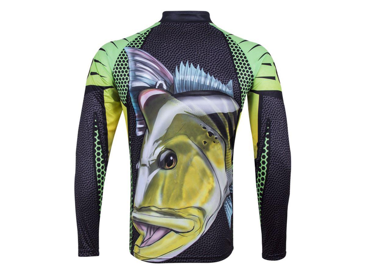 Camiseta King Sublimada Tucunare (KFF107)  - Comprando & Pescando