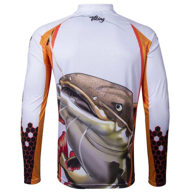 Camiseta King Sublimada Viking 02 Pirarara  - Comprando & Pescando