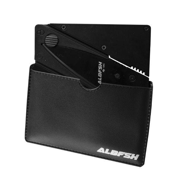 Canivete Cartão Albatroz KMC  - Comprando & Pescando