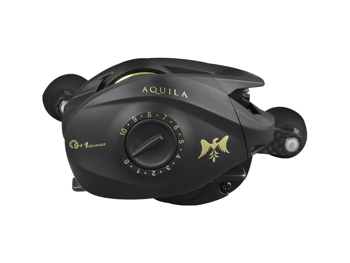 Carretilha Albatroz Aquila Duo (Direita ou Esquerda)  - Comprando & Pescando