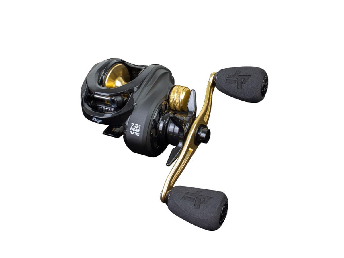 Carretilha Albatroz V73c 6 Rolamentos 7.3:1  - Comprando & Pescando