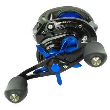 Carretilha Marine Sports Saga GTO 4000 SHI/SHIL  - Comprando & Pescando