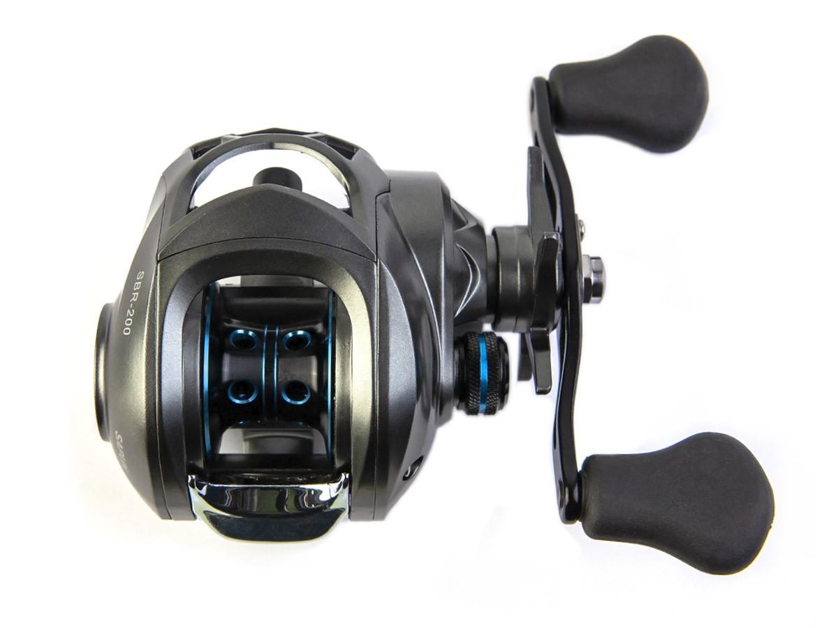Carretilha Pesca SBR200 CMIK (80381)  - Comprando & Pescando
