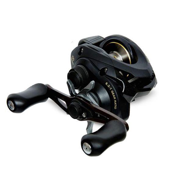 Carretilha Shimano Caius 150A / 151A (Direita ou Esquerda)  - Comprando & Pescando