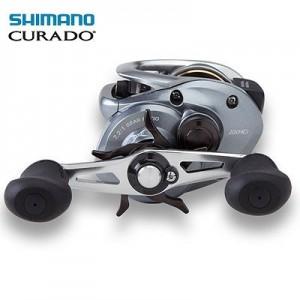 Carretilha Shimano Curado 200/ 201 iHG  - Comprando & Pescando