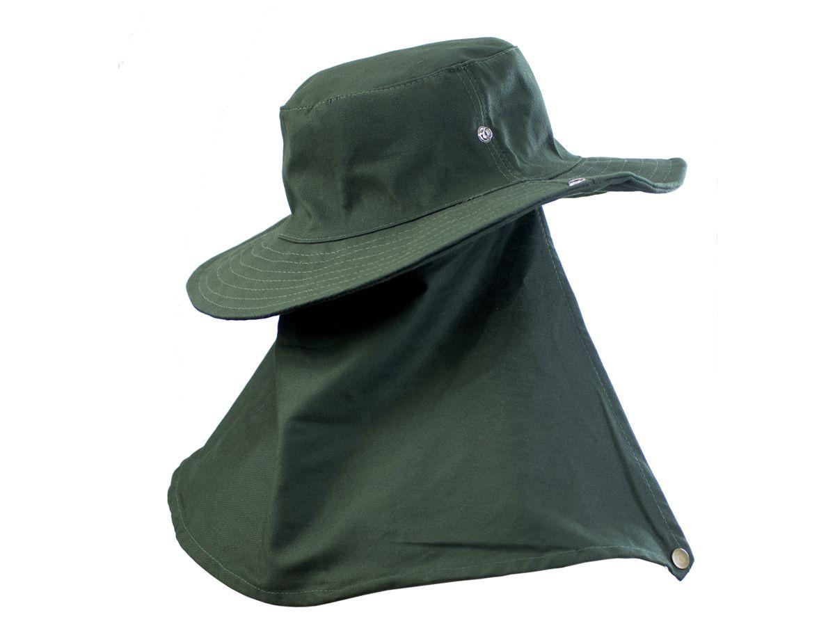 Chapéu Safari com Proteção Jogá  - Comprando & Pescando