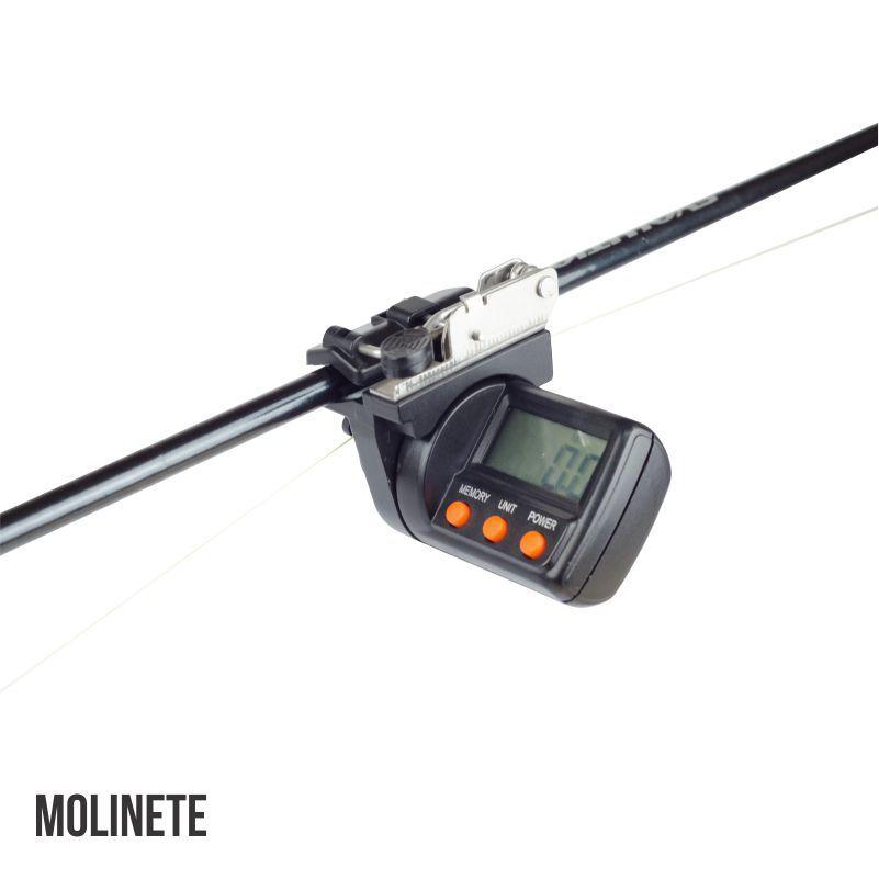 Contador Digital de Linha Marine Sports MS-LC05  - Comprando & Pescando